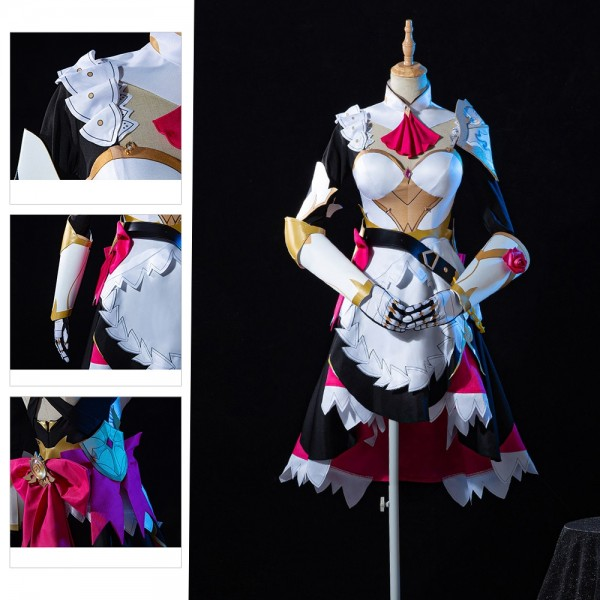 Genshin Impact Cosplay Costumes Noelle Costume Dressing Up Suits