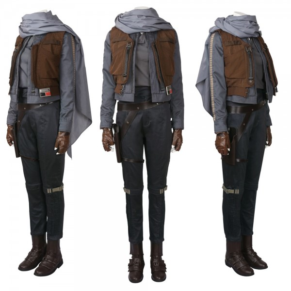 Jyn Erso Cosplay Costume Rogue One: A Star Wars Story Cosplay