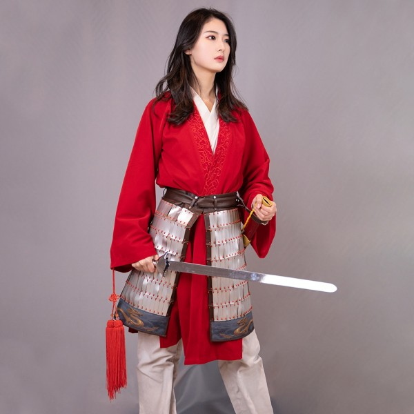 Mulan Female Cosplay Costumes 2020 New Style Suit