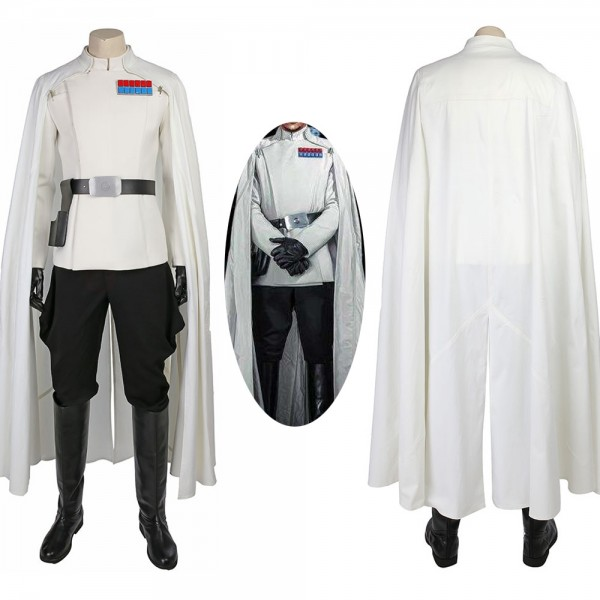 Orson Krennic Cosplay Costume Rogue One A Star Wars Story Cosplay