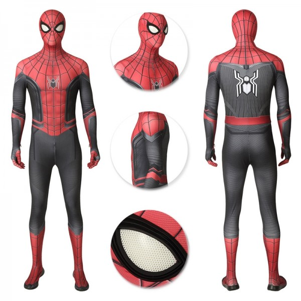 Spider-man Suit Far From Home Spider Cosplay Suit Edition.1