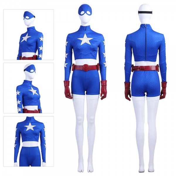 Stargirl Cosplay Costumes Courtney Whitmore Blue Cosplay Suit